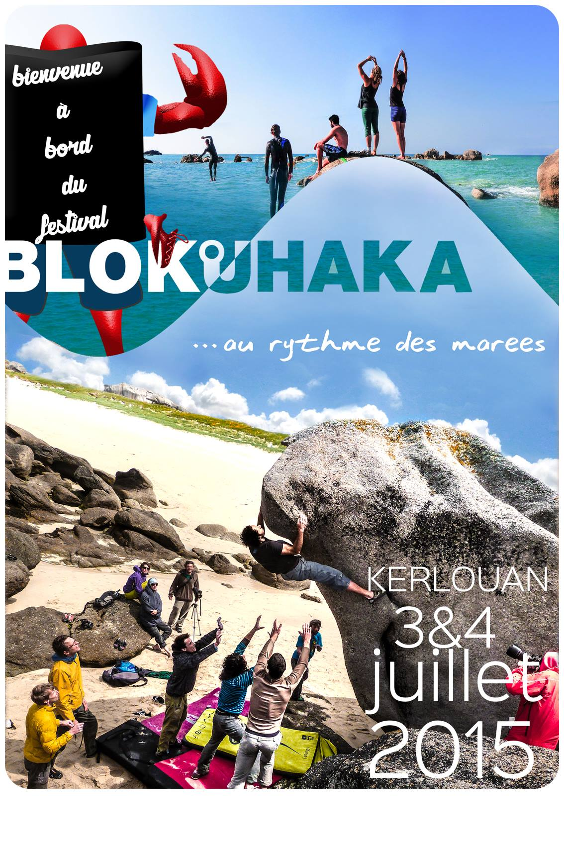 BLOKUHAKA Bouldering Festival 2015